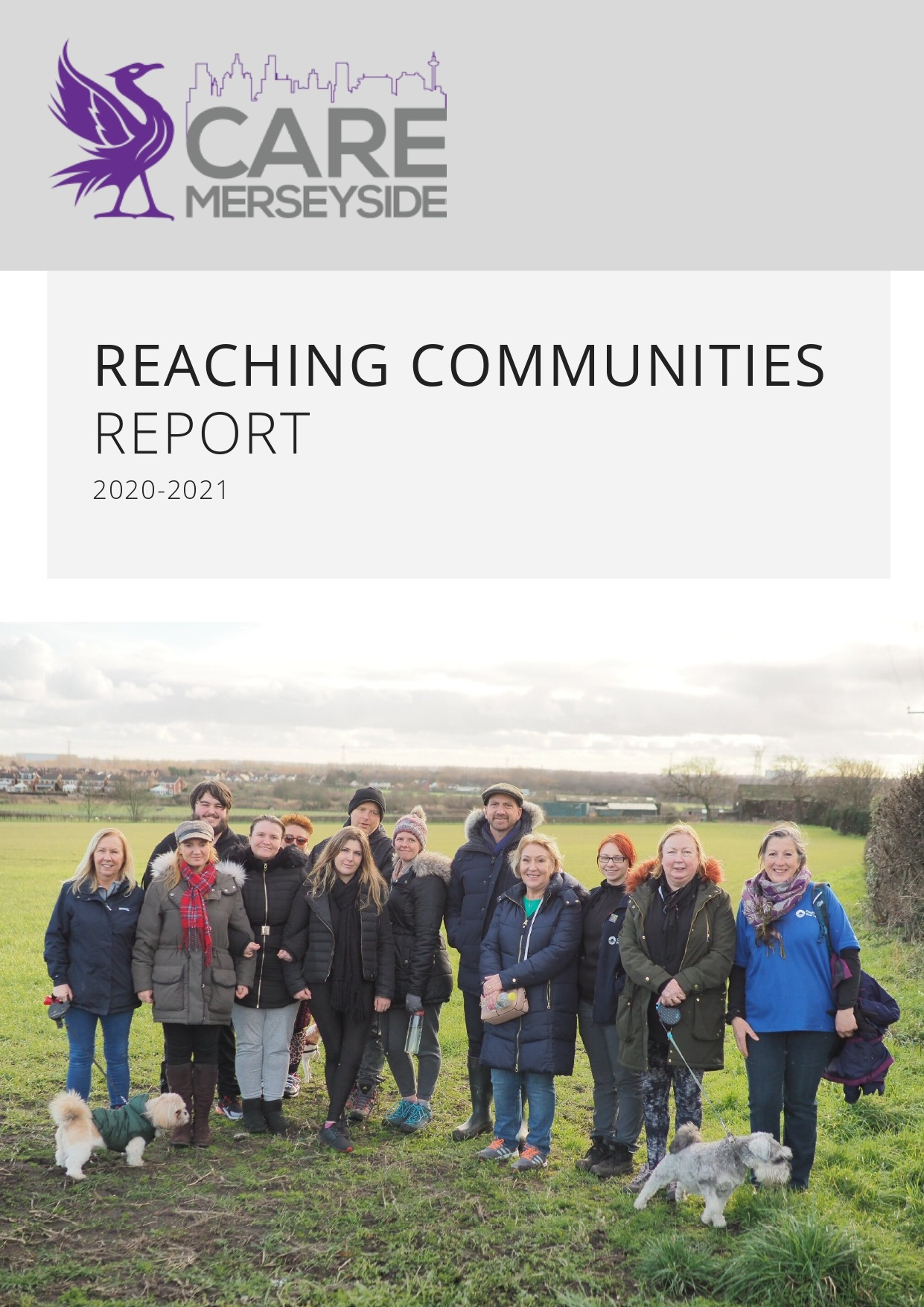 Care Merseyside - Reaching Communities Report